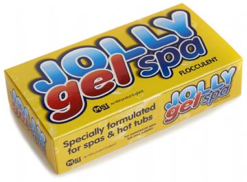 Jolly Gel Spa - Hot Tub Water Flocculent